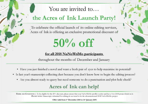 Launch Party Promotion